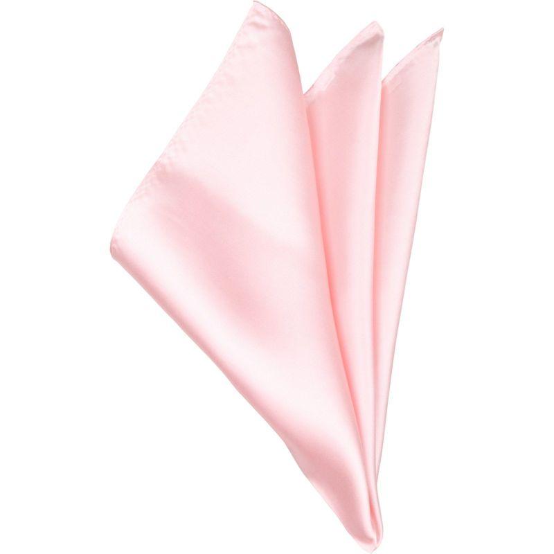 シルクポケットチーフ/ピンク