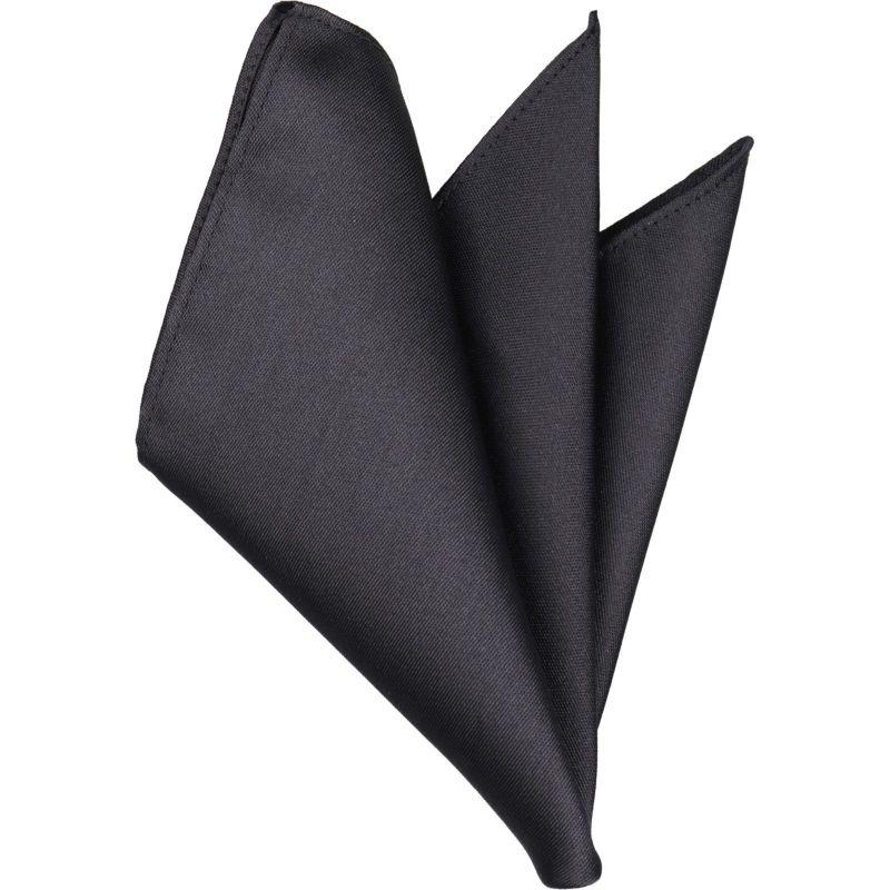 ポケットチーフ/ブラック