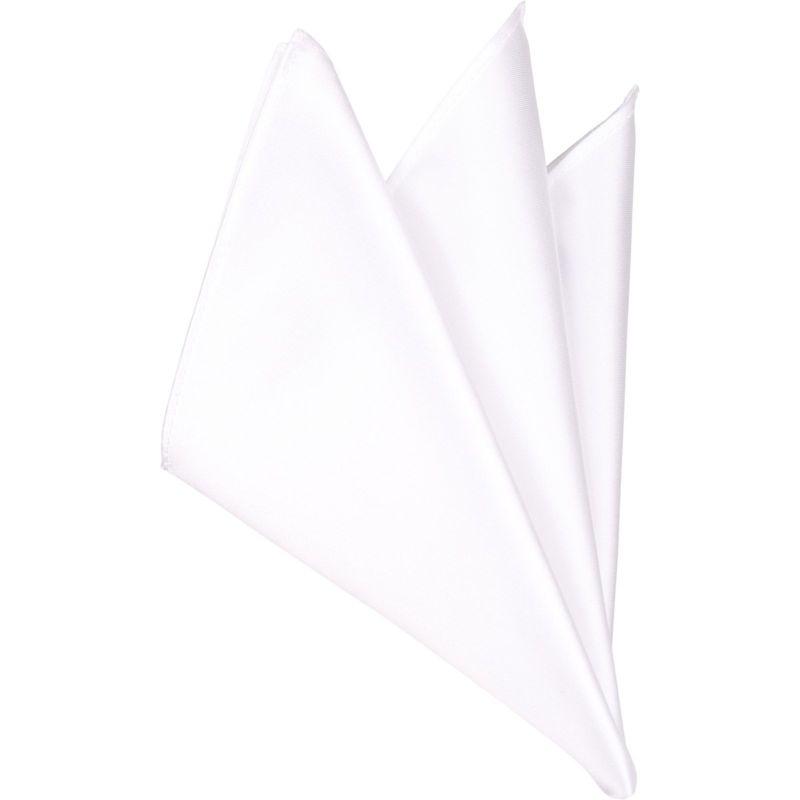 ポケットチーフ/ホワイト